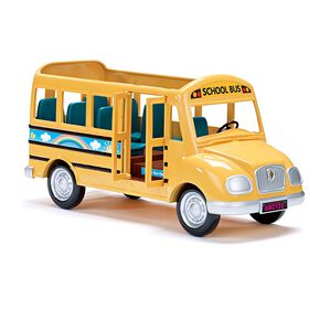 Calico Critters - Autobus Scolaire