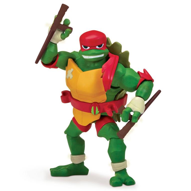 Rise of the Teenage Mutant Ninja Turtles - Raphael Action Figure