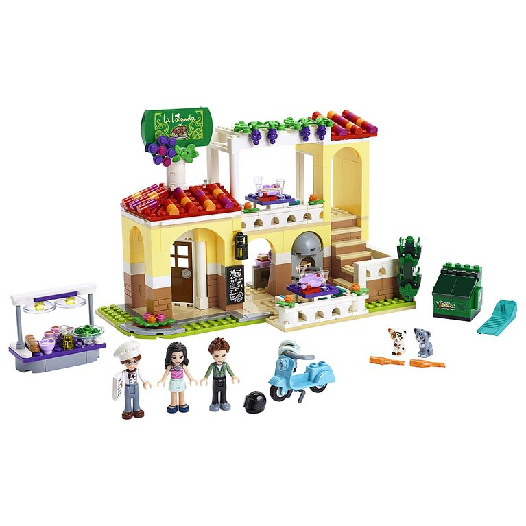 LEGO Friends Le restaurant de Heartlake City 41379