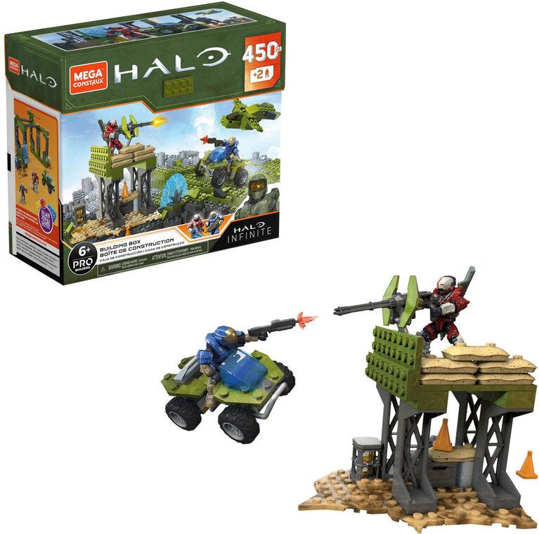 Mega Construx Halo - Boîte de construction
