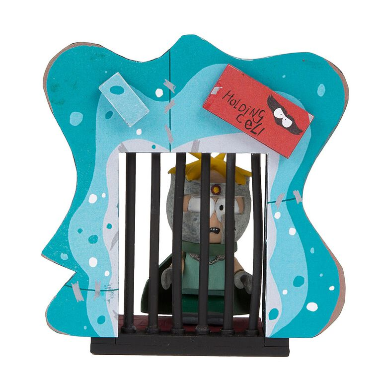 South Park - Professor Chaos & holding cell