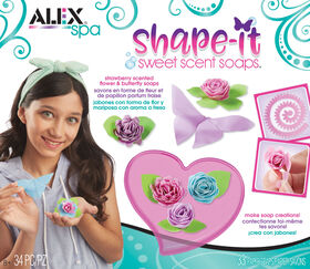 Alex Spa Savons Shape It Sweet