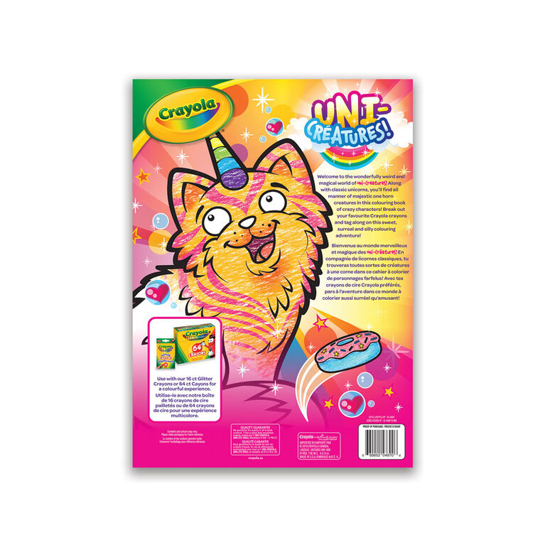 Crayola Colouring Book, 96 Pages | Toys R Us Canada