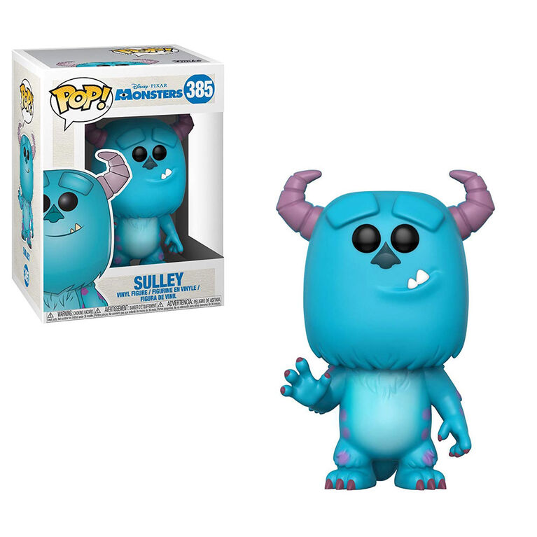 Funko POP! Movies: Monster's Inc. - Sulley Vinyl Figure