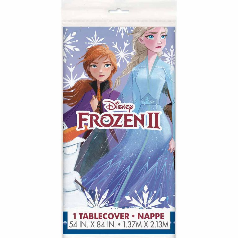 """Frozen Table Cover, 54""""x84"""""""