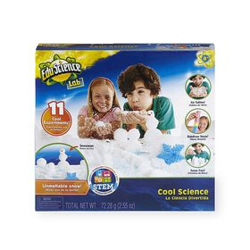 Edu Science Lab Cool Science Snow Kit