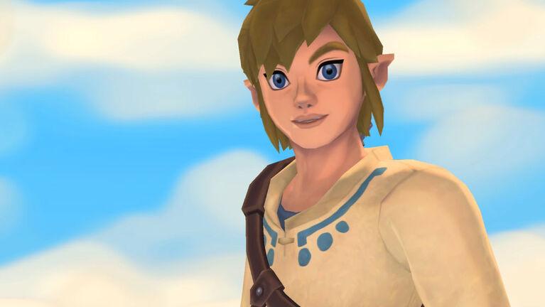 Nintendo Switch - The Legend of Zelda Skyward Sword HD