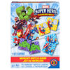 Marvel Super Hero Adventures Memory Match Game