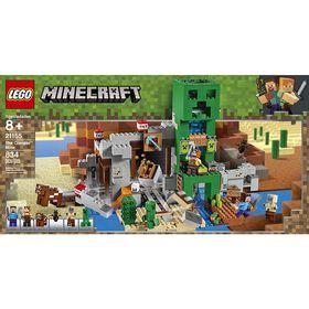 LEGO Minecraft The Creeper TM Mine 21155
