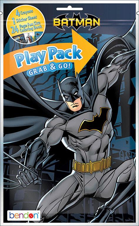 Batman Playpack - English Edition