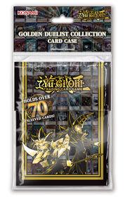 Yu-Gi-Oh! Golden Duelist Card Case