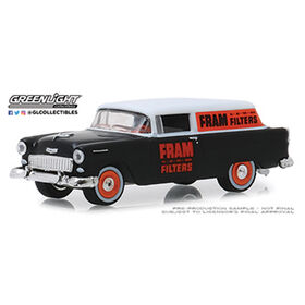 1:64 Running on Empty Séries 8  - Chevrolet One Fifty Sedan 1955 livraison