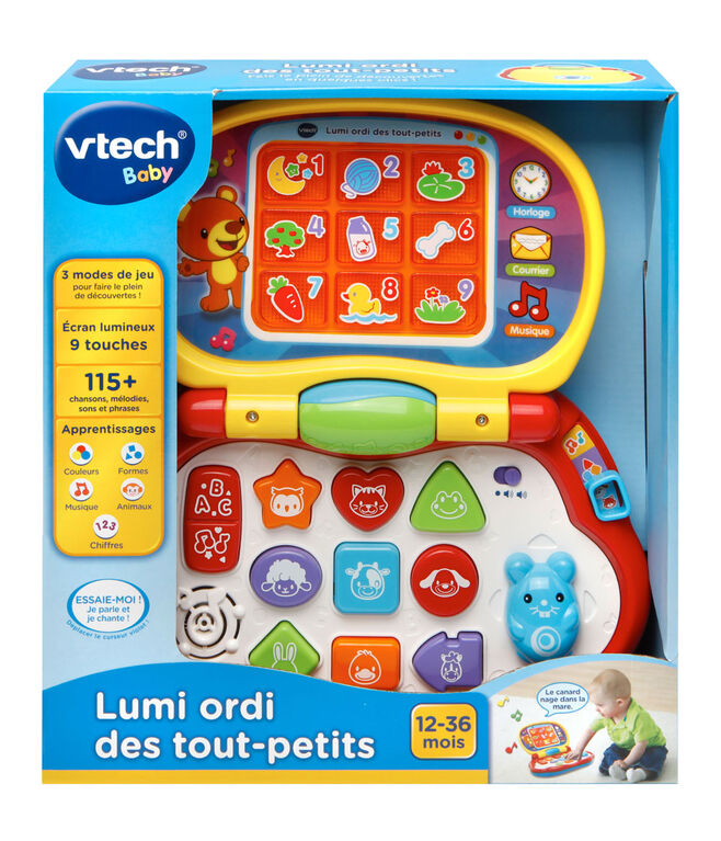 Brilliant Baby Laptop - French Edition