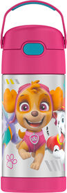 Thermos FUNtainer Bottle, Paw Patrol Pink, 355ml