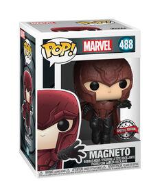 Figurine en Vinyle Young Magneto par Funko POP! X -Men 20th - Notre exclusivité