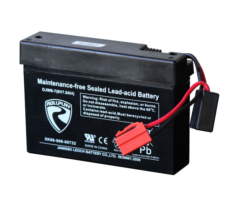 Rollplay 6V Replacement Battery