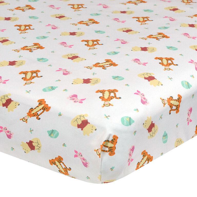 Winnie the Pooh 4 piece Bedding Set