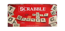 Hasbro Gaming - Scrabble Classic - French Edition