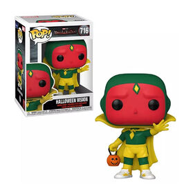 Funko POP! TV: Marvel WandaVision - Halloween Vision  - PRE-ORDER, SHIPS JAN 31, 2021