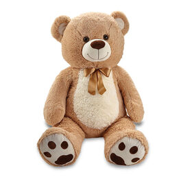 "Snuggle Buddies 125cm / 49"" Henry Jumbo Teddy Bear - R Exclusive"