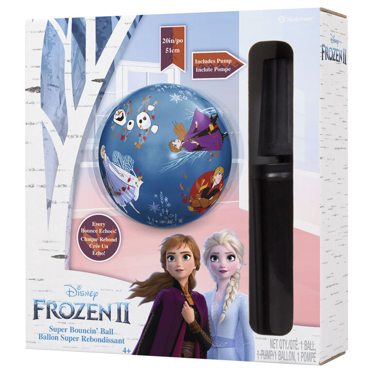 "20"" Bouncing Ball Frozen II"