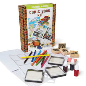 Kid Made Modern – Trousse de bandes dessinées