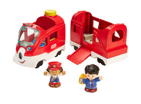 Fisher-Price Little People – Le Train de l'Amitié – Édition française