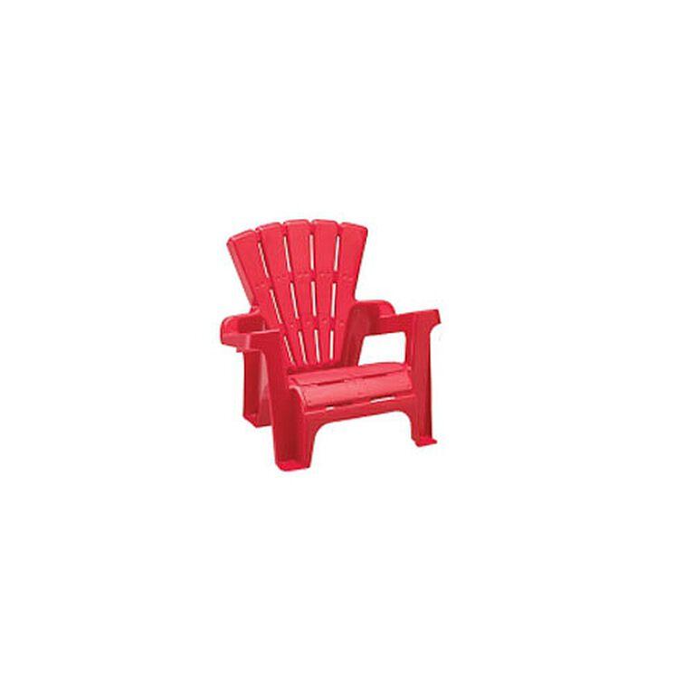 American Adirondack Chair - Red