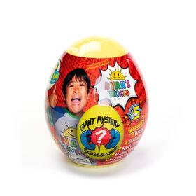 Ryan's World Giant Mystery Egg
