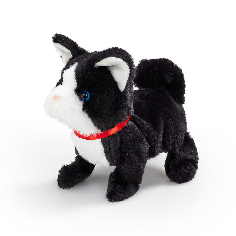 Pitter Patter Pets - Pretty Little Kitty Black and White - R Exclusive