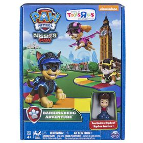 Spin Master Games - Paw Patrol Mission Paw - Barkingburg Adventure - Toys R Us Exclusive