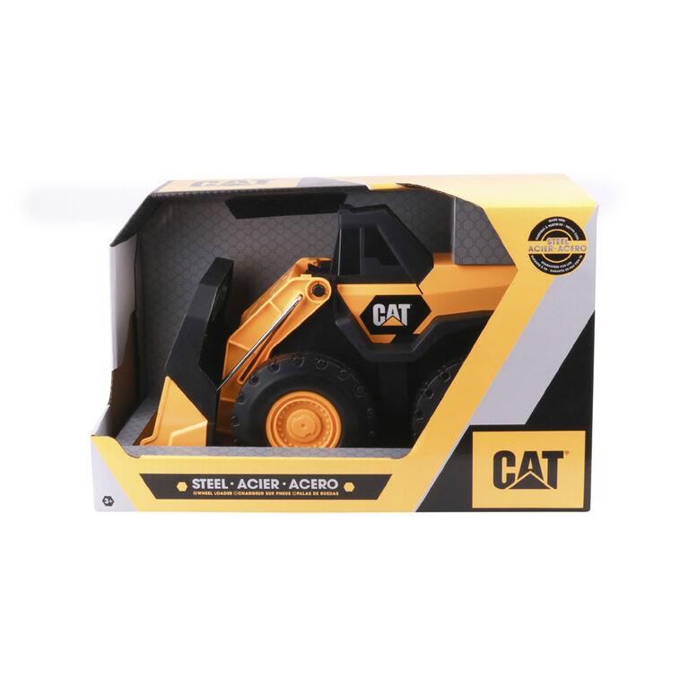 CAT - Steel Wheel Loader