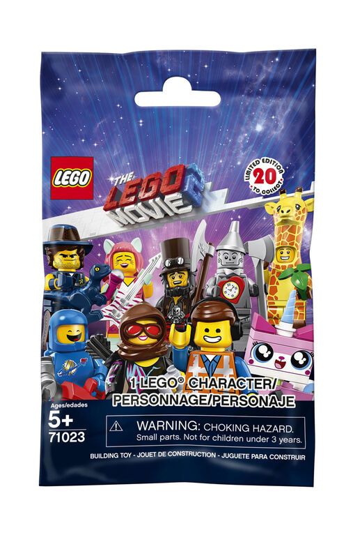LEGO Movie 2 Minifigures 71023