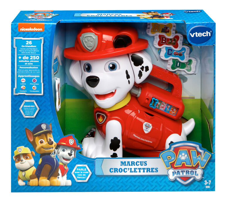 Vtech - Paw Patrol Treat Time Marshall - French Edition
