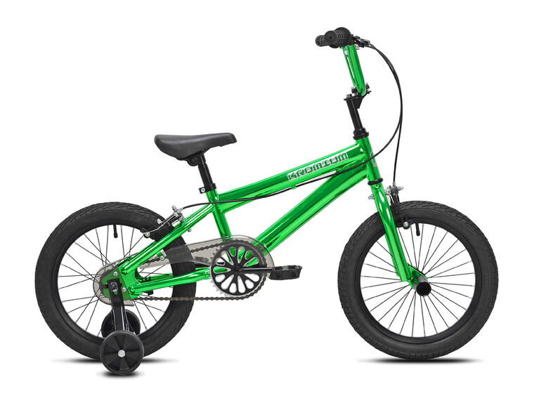 Kromium Green Bike - 16 inch