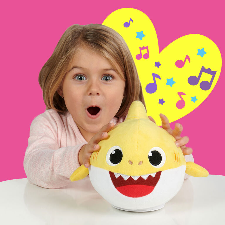 Pinkfong Baby Shark Dancing Doll  By WowWee