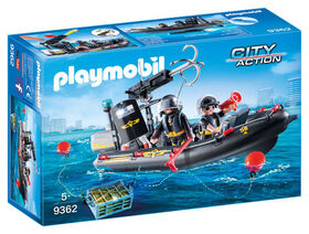 Playmobil - Tactical Unit Boat