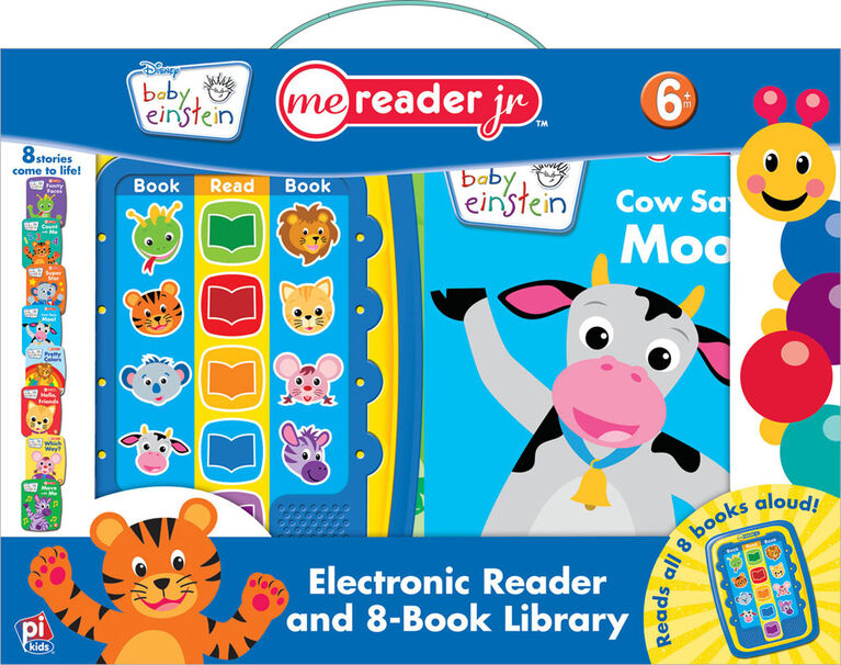 Me Reader Jr. -  Baby Einstein - English Edition