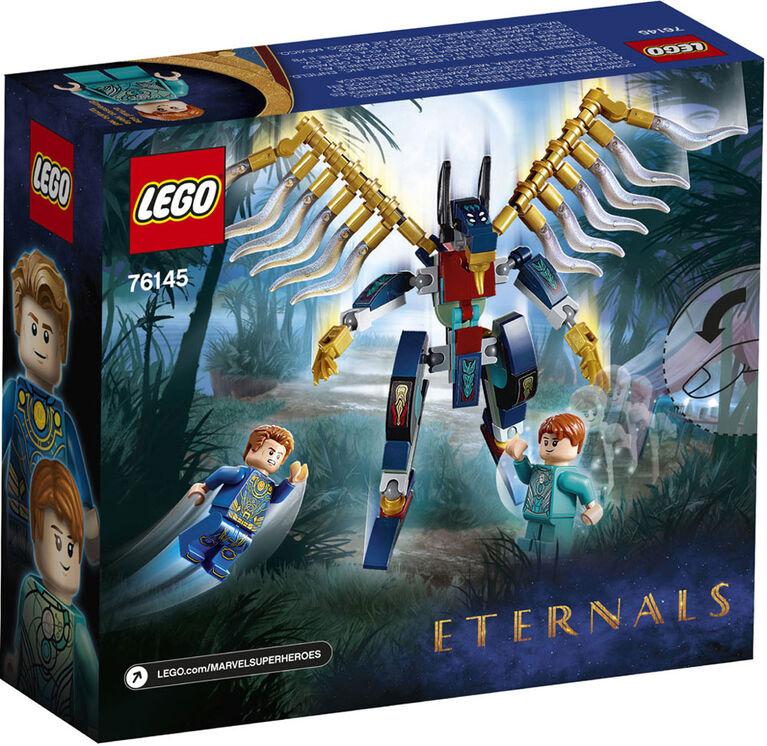 LEGO Super Heroes Eternals' Aerial Assault 76145