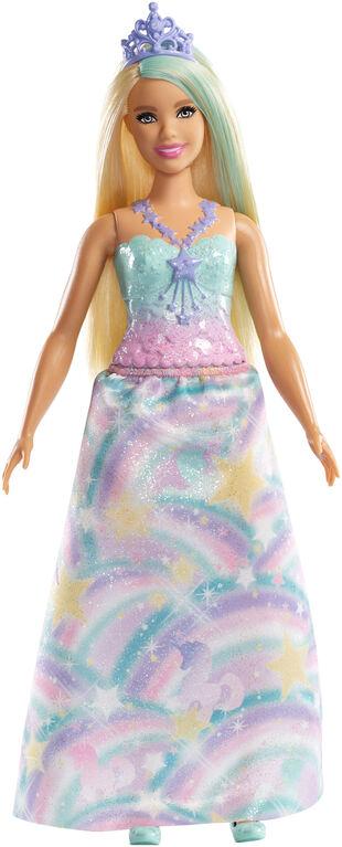 Barbie Dreamtopia Rainbow Princess Doll