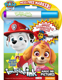 Paw Patrol Imagine Ink Pictures