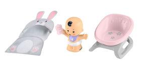 Fisher-Price Little People Babies Bundle n' Play