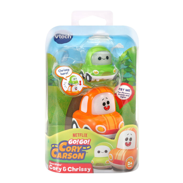 VTech Go! Go! Cory Carson® SmartPoint® Cory & Chrissy - English Version
