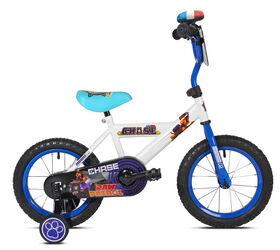 Stoneridge PAW Patrol Chase with Siren Bike - 14 inch