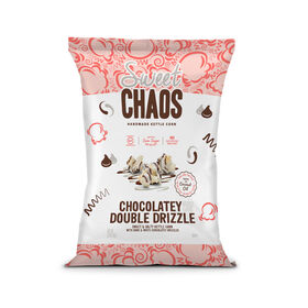 Sweet Chaos Chocolate Drizzled Popcorn