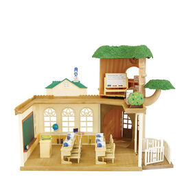 Calico Critters Country Tree School - les motifs peuvent varier