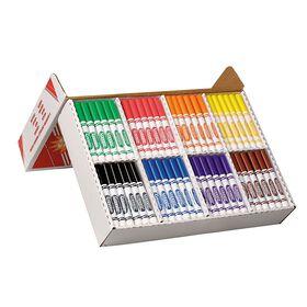 Crayola Broadline Washable Markers Classpack, 200 Ct