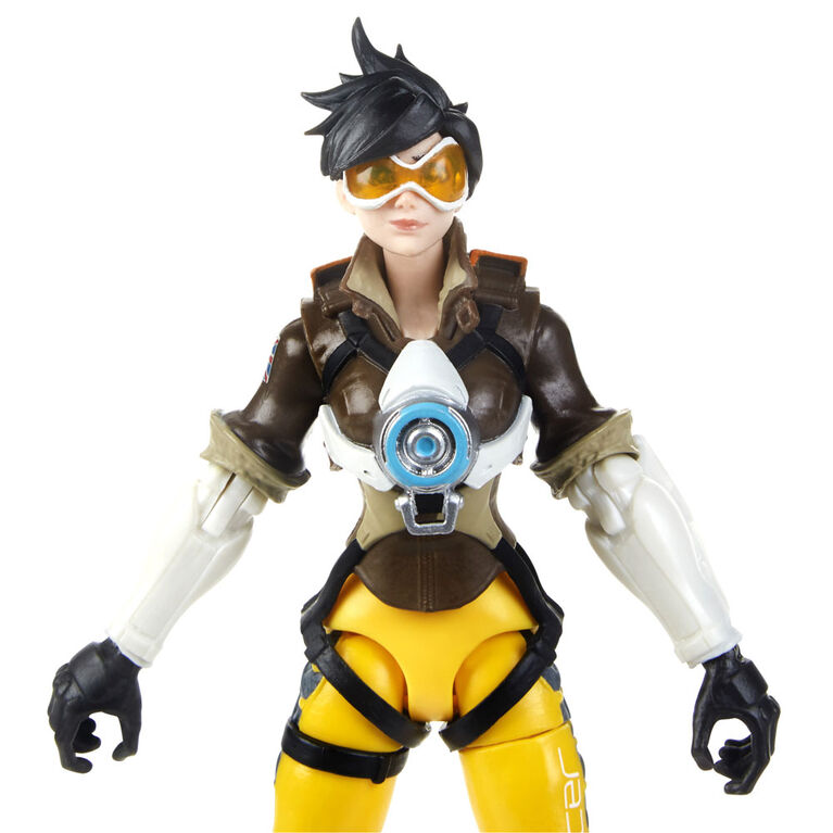 Overwatch Ultimates Series Tracer 6-Inch-Scale Collectible Action Figure