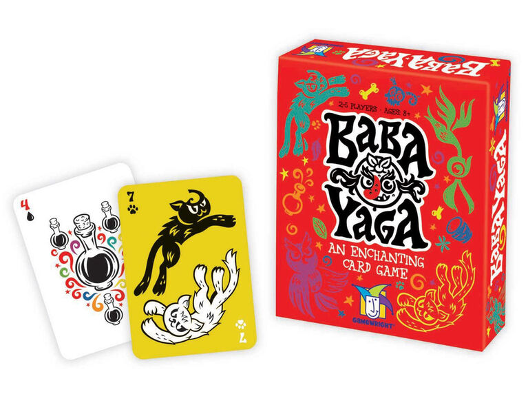 Gamewright - Baba Yaga Game