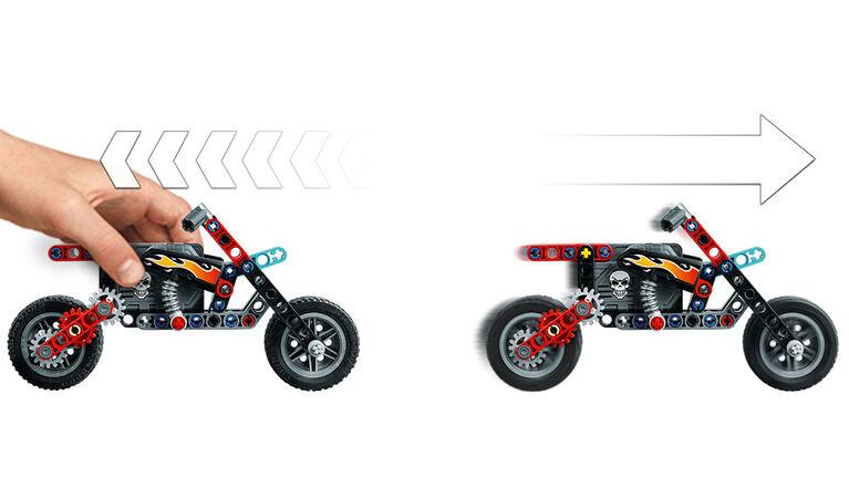 LEGO Technic Stunt Show Truck & Bike 42106